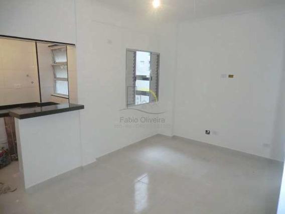 Kitnet Com 1 Dorm, Aparecida, Santos - R$ 185 Mil, Cod: 1741 - V1741