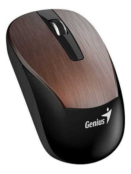 Mouse Wireless Genius 31030007403 Eco-8015 Cafe 2,4ghz 1600