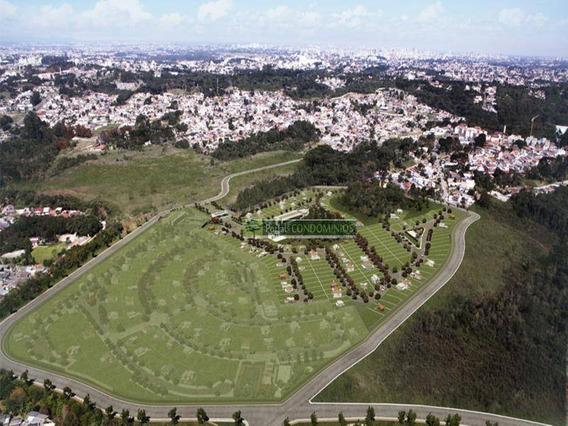Terreno À Venda, 306 M² Por R$ 168.000,00 - Santa Cândida - Curitiba/pr - Te0385