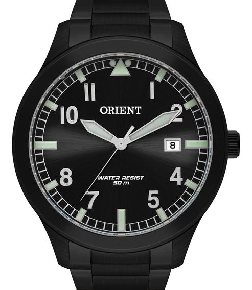 Relógio Orient Masculino Preto Mpss1020 P2px - Grande