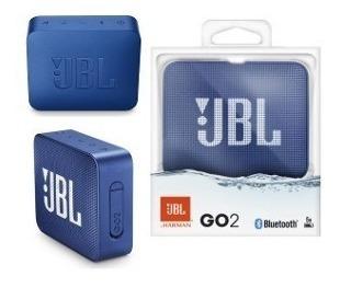 Caixa Bluetooth Jbl Go2 Original Na Caixa Lacrada Novo Go 2