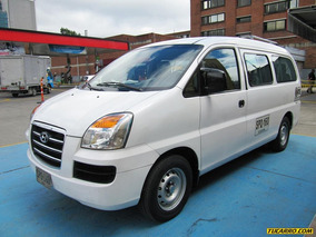 Microbus Hyundai H1 Grand Starex