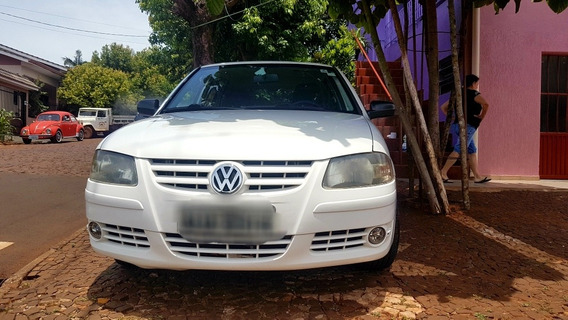 Volkswagen Gol 1.0 Ecomotion Total Flex 5p 2011