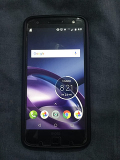Moto Z Normal No Play Gama Alta 128 G 6 De Ram