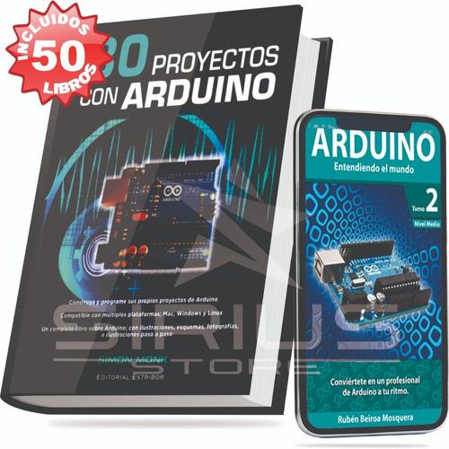 Libros Arduino Desde Cero Incluye Mas De 1000 Proyectos