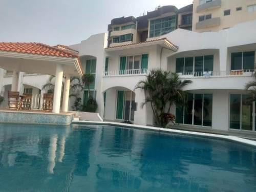 Se Vende Casa En Conjunto Privado, En El Conchal, Alvarado, Veracruz.