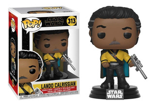 Funko Pop Lando Calrissian #313 Star Wars Jugueterialeon