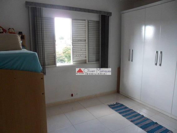 Sobrado Residencial À Venda, Umuarama, Osasco. - So1782