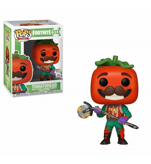 Funko Pop! Games : Fortnite - Tomatohead #513