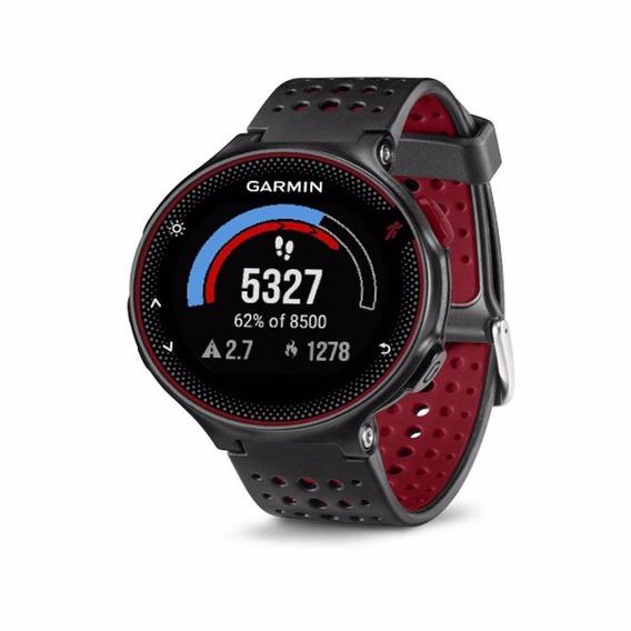 Relógio Monitor Cardíaco Garmin Forerunner 235 Gps Marsala