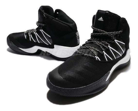 Tenis adidas Infiltrate Basquetbol Negro No. Bw1359