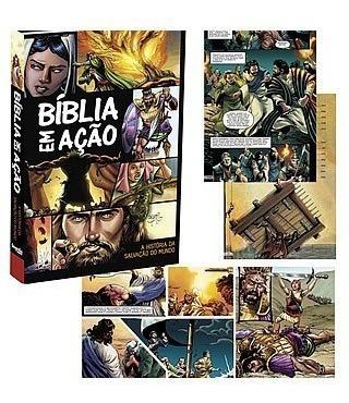 Bíblia Em Ação A História De Salvação Do Mundo