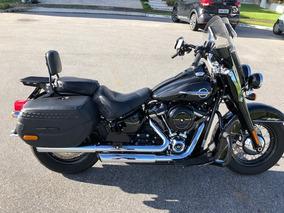Harley Davidson Softail Heritage Classic 2018