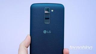 Celular Lg K10 Lte Original Semi-novo 16 Gb Memória,2 Chips
