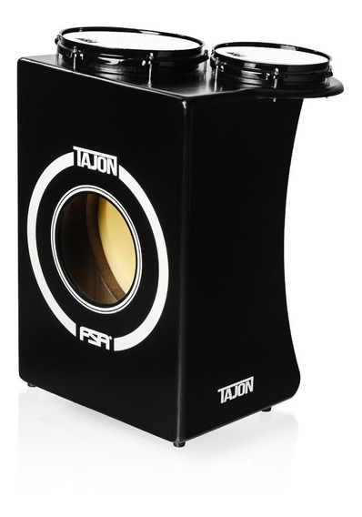 Tajon Standart Drum Box Fsa Taj11 Preto Bateria Cajon C/ Nfe