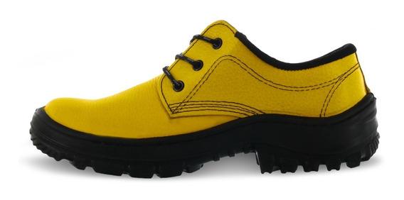 Zapato De Trabajo Con Puntera Acero Ador Unit 20345