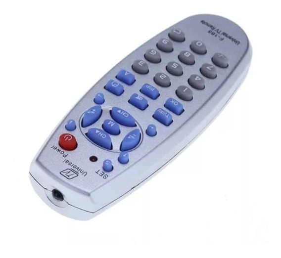 Control Remoto Universal Inteligente Tv Lcd / Led / Convenc.