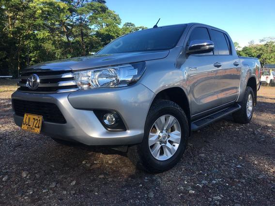 Toyota Hilux 2.8 4x4 2018