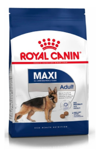 Imagen 1 de 1 de Comida Para Perros Royal Canin Maxi Adult 10kg