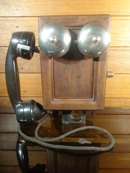Antigo Telefone De Parede Ericsson - C 5276