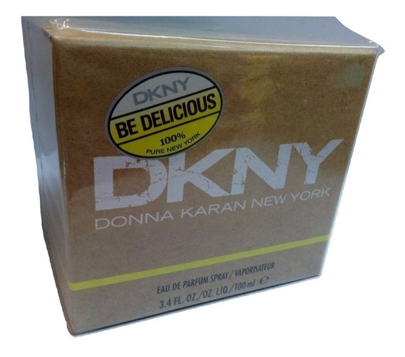 Perfume Be Delicious 100 Ml Donna Karan Feminino Original