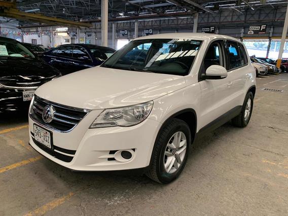 Volkswagen Tiguan Native Aut Ac 2.0t 2011