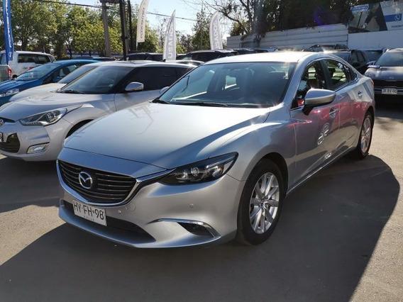 Mazda 6 . 2016