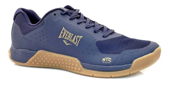 Tênis Everlast Climber Crossfit Cross Training - Azul