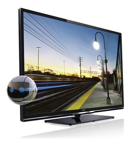 Tv Philips Led 42 Polegadas 3d Otimo Estado