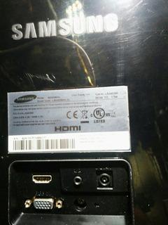 Monitor Samsung Modelo S24d390hk Para Repuestos