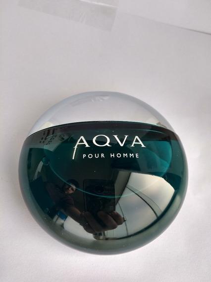 Perfume Bulgari Aqua 100ml Usado Frasco Cheio