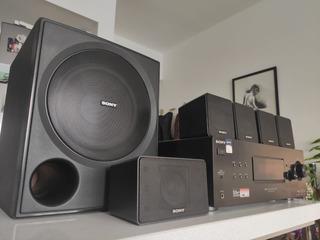 Home Theater Sony 5.1 Kg700 800w + Módulo Bluetooth