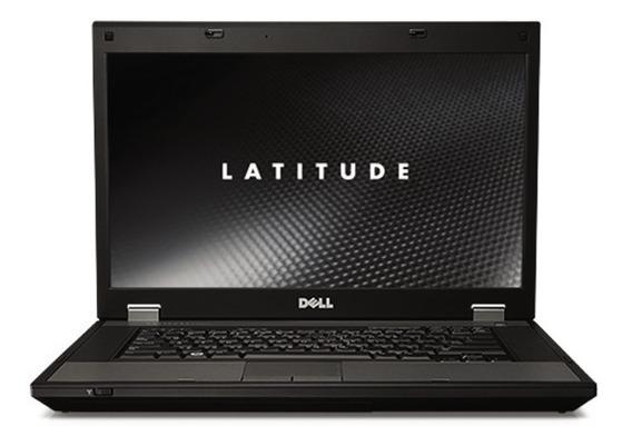 Notebook Dell E5510 8gb Hd Ssd 480