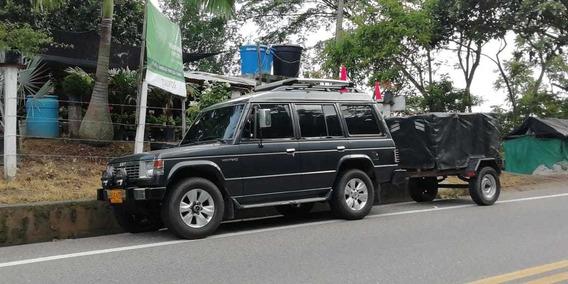 Montero Mitsubishi Wagon 1992, Cabina De Lujo, Incomparable