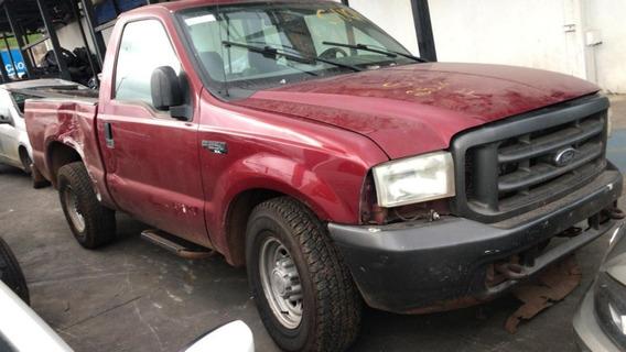 Ford F250 2004 Sucata Para Venda De Peças