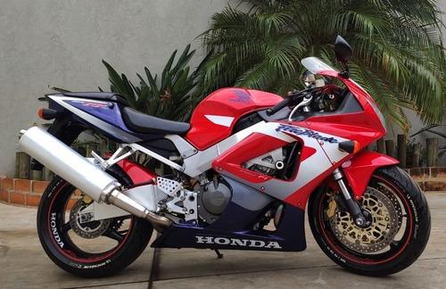Cbr 929rr,  Ano  2001, Impecável, Aceito Trocas Por Motos.