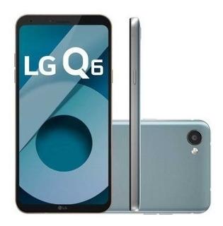 Smartphone Lg Q6 32gb Câmera 13mp Vitrine