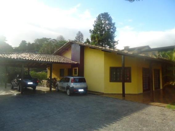 Casa Em Condomínio Para Locação Em Itapecerica Da Serra, Jardim Europa, 5 Dormitórios, 2 Suítes, 5 Banheiros, 6 Vagas - 298-d