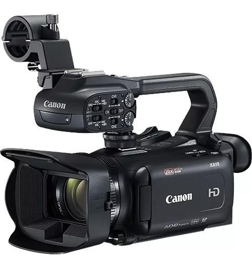 Filmadora Canon Xa11 Full Hd C/ Hdmi Composite Avchd Xlr