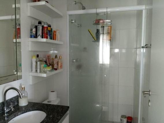 Apartamento Com 2 Dormitórios Para Alugar, 51 M² Por R$ 2.600/mês - Marapé - Santos/sp - Ap7746