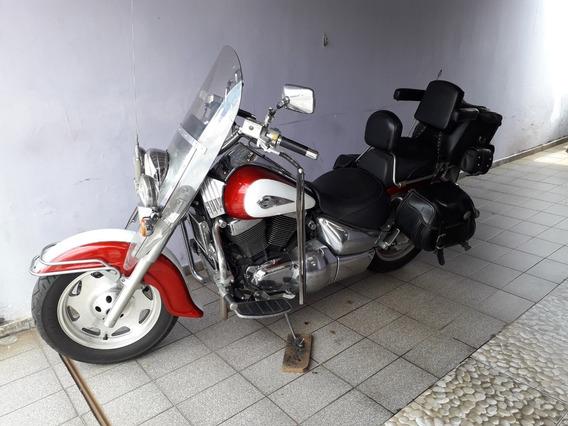 Moto Suzuki Lc 1500