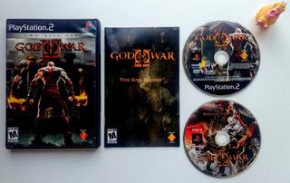 God Of War 2 Play Station Ps2 * Mundo Abierto Vg *