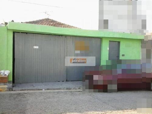 Terreno Residencial À Venda, Vila Planalto, São Bernardo Do Campo. - Te0233