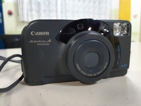 Câmera Analógica Máquina Fotográfica Canon Autoboy Panorama