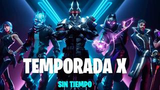Fortnite Pase De Batalla Temporada 10 - Ps4 - Peru | Vgm