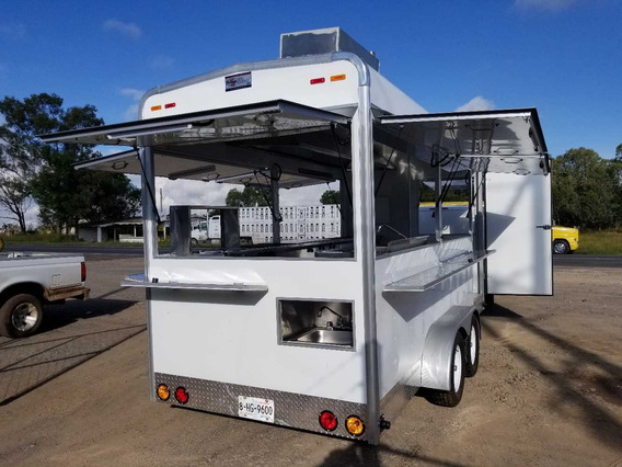Remolques Para Comida Oficina Consultorio Food Truck
