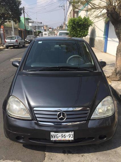 Mercedes-benz Clase A 1.6 160 Classic Plus Aks Mt 2000