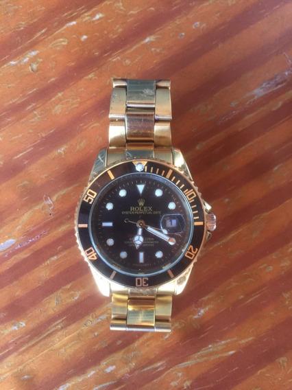 Rolex Oyster Perpetual Date Dourado Promoção
