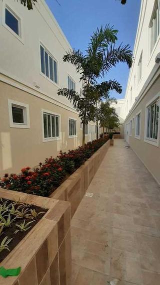 Ampla Casa Linear Com 2 Quartos Em Condomínio - Olinda - Pmcn20027