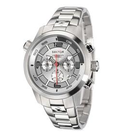 Relógio Masculino Analógico Sector Ws31722w - Prata